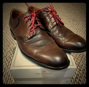 Men's Brunomagli Dress Shoes 12M Made in Italy